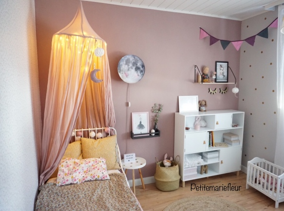 Diy Madchentraum Furs Kinderzimmer Living A Little Boho